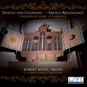 Dances & Chansons of the French Renaissance Product Image