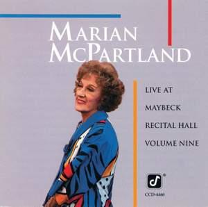 Live At Maybeck Recital Hall