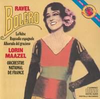 Ravel: Boléro, La Valse, Rapsodie Espagnole & Alborada del gracioso