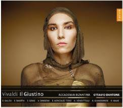 Vivaldi Edition Vol. 58 - Il Giustino