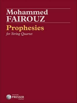 Mohammed Fairouz: Prophesies