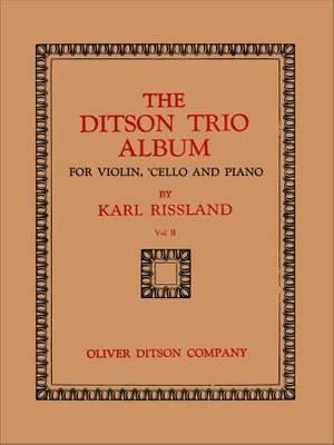 Various: The Ditson Trio Album - Vol. 2