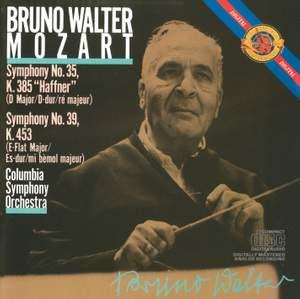 Mozart: Symphonies Nos. 35 & 39