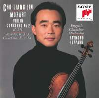 Mozart: Violin Concerto Nos. 2 & 7, Rondo in C