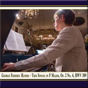 Handel: Trio Sonata in F Major, Op. 2 No. 4, HWV 389 (Live) Product Image