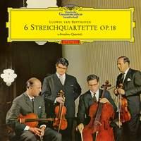 Beethoven: Sechs Streichquartette, Op. 18