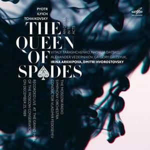 Tchaikovsky: Queen Of Spades
