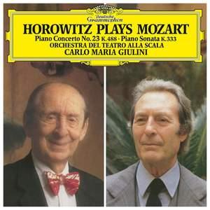 Horowitz Plays Mozart - Vinyl Edition Product Image