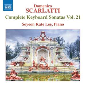 Scarlatti: Keyboard Sonatas, Vol. 21