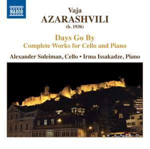 Azarashvili: Days Go By