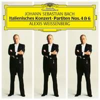 JS Bach: Italian Concerto & Partitas Nos. 4 & 6