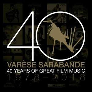 40 Years Of Great Film Music 1978-2018