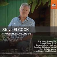 Elcock: Chamber Music, Vol. 1