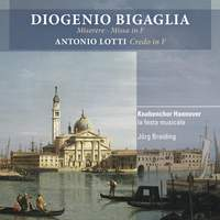 Bigaglia: Miserere/Missa In F