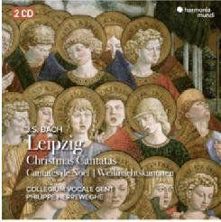 JS Bach: Leipzig