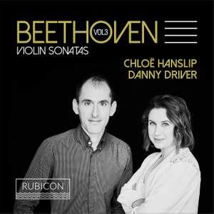 Beethoven: Violin Sonatas Vol. 3 Product Image