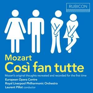 Mozart: Così fan tutte Product Image