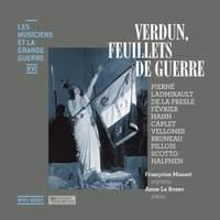 Verdun, Feuillet de Guerre