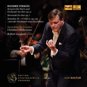Strauss: Konzert für Horn und Orchester