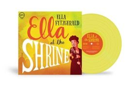 Ella At The Shrine: Prelude to Zardi's - Vinyl Edition