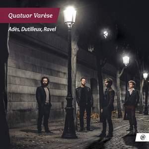 Adès, Dutilleux & Ravel
