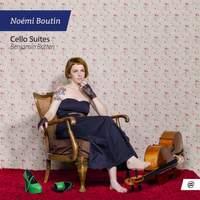 Britten Cello Suites