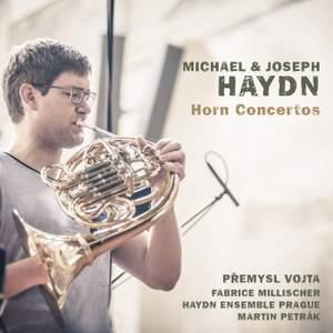 Michael & Joseph Haydn: Horn Concertos