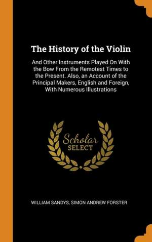 History of the Violin, The