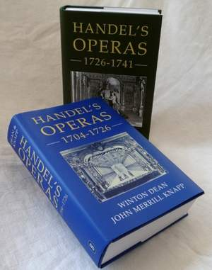 Handel's Operas, 2 Volume Set