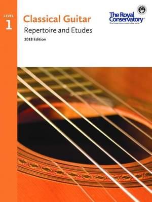 Guitar Repertoire and Etudes 1