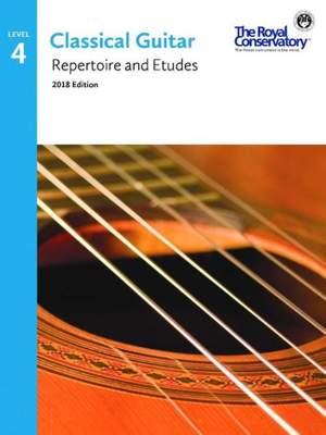 Guitar Repertoire and Etudes 4