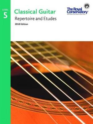 Guitar Repertoire and Etudes 5