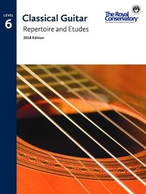 Guitar Repertoire and Etudes 6