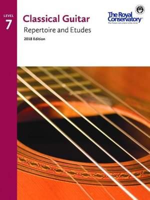 Guitar Repertoire and Etudes 7