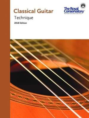 Classical Guitar Techniques