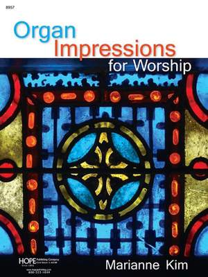 Organ Impressions for Worship, Vol. 1