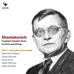 Shostakovich: Complete Chamber Music for Piano and Strings Product Image
