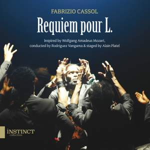 Fabrizio Cassol: Requiem pour L