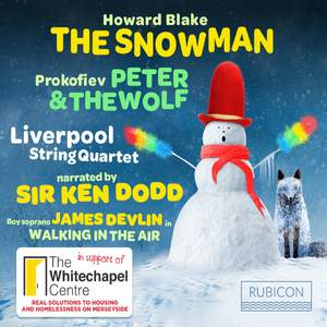 Howard Blake: The Snowman & Prokofiev: Peter & The Wolf