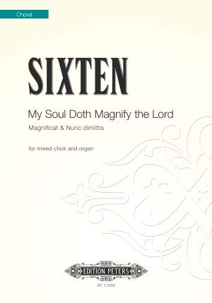 Sixten, Fredrik: My Soul Doth Magnify the Lord