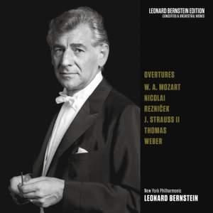 Overtures: Mozart - Nicolai - Strauss, Jr. - von Weber - Thomas
