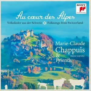 Au coeur des Alpes - Volkslieder aus der Schweiz Product Image