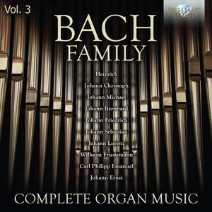 J.S. Bach: Complete Organ Music, Vol. 3