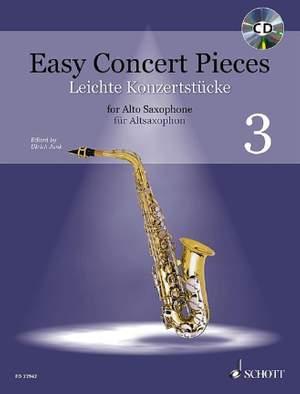 Easy Concert Pieces   Vol. 3