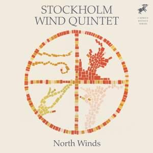 Morthenson, Larsson, Nilsson, Wirén & Ligeti: Works for Wind Quintet