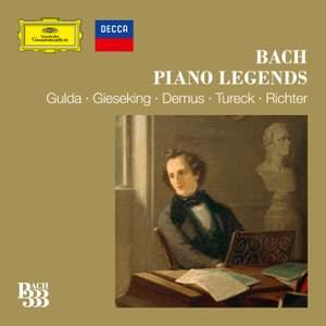 Bach 333: Piano Legends