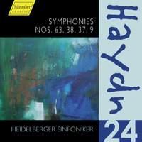 Haydn: Symphonies, Vol. 24