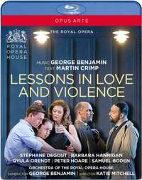 George Benjamin: Lessons in Love and Violence (Blu-ray)