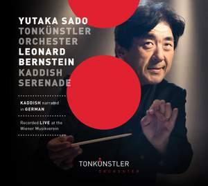Bernstein: Symphony No. 3 'Kaddish' & Serenade Product Image