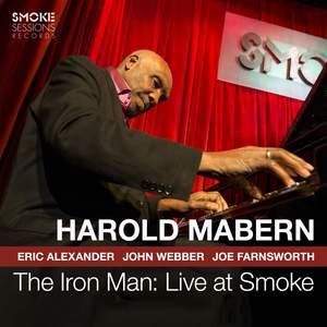 The Iron Man: Live at Smoke Product Image